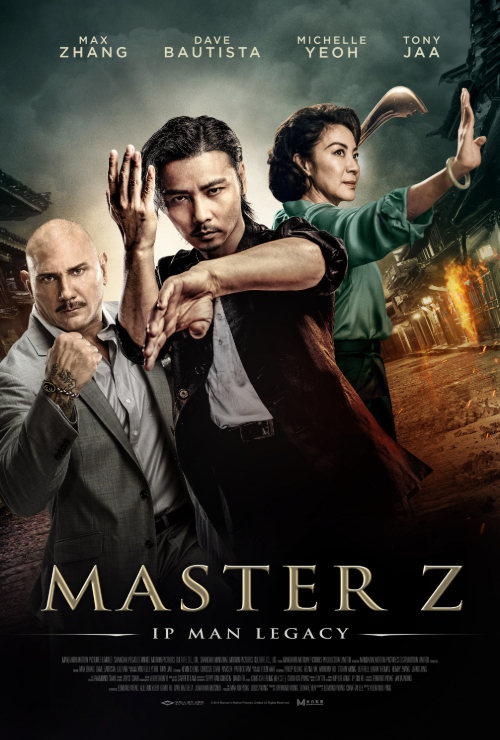 "Movie poster image for ""MASTER Z: IP MAN LEGACY"""