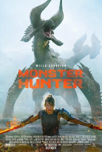 Movie poster image for MONSTER HUNTER