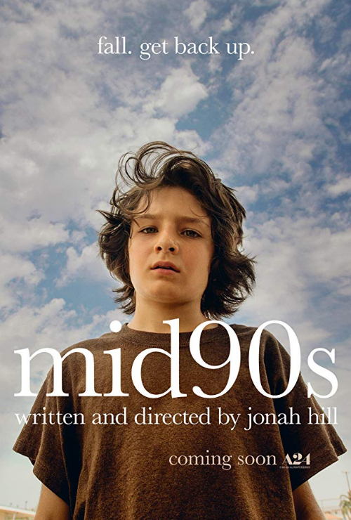 "Movie poster image for ""MID90s"""