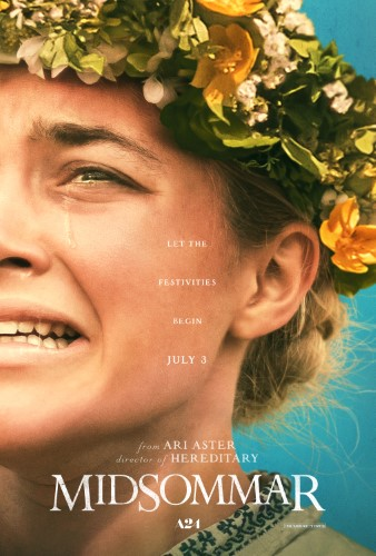 "Movie poster image for ""MIDSOMMAR"""