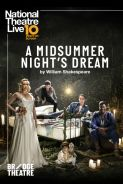 Poster of National Theatre Live: A MIDSUMMER NIGHT'S DREAM