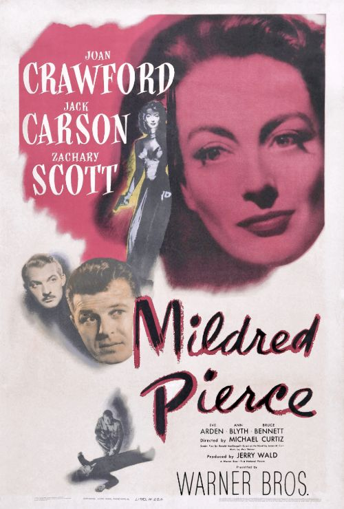 """Movie poster image for """"MILDRED PIERCE"""""""