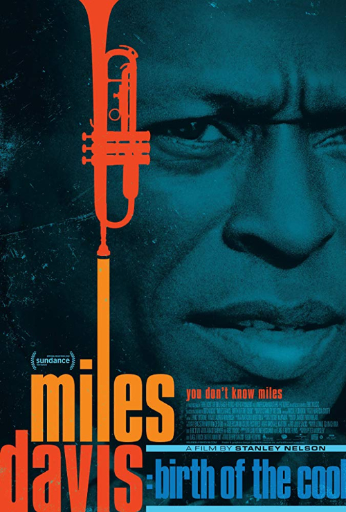 "Movie poster image for ""MILES DAVIS: BIRTH OF THE COOL"""