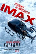 MISSION: IMPOSSIBLE - FALLOUT in IMAX