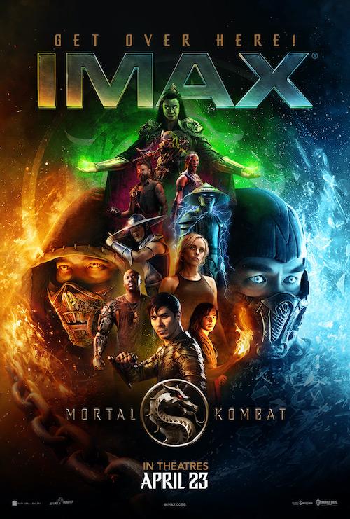 Movie poster image for MORTAL KOMBAT in IMAX
