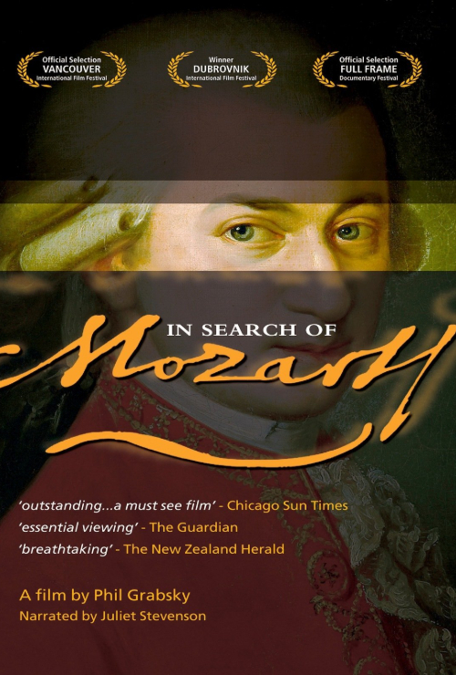 "Movie poster image for ""IN SEARCH OF MOZART"""