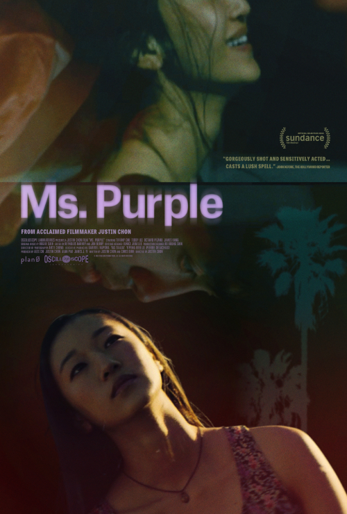 "Movie poster image for ""MS. PURPLE"""