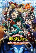 Movie poster image for MY HERO ACADEMIA: WORLD HEROES' MISSION