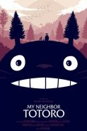MY NEIGHBOR TOTORO - Studio Ghibli Festival Movie Poster