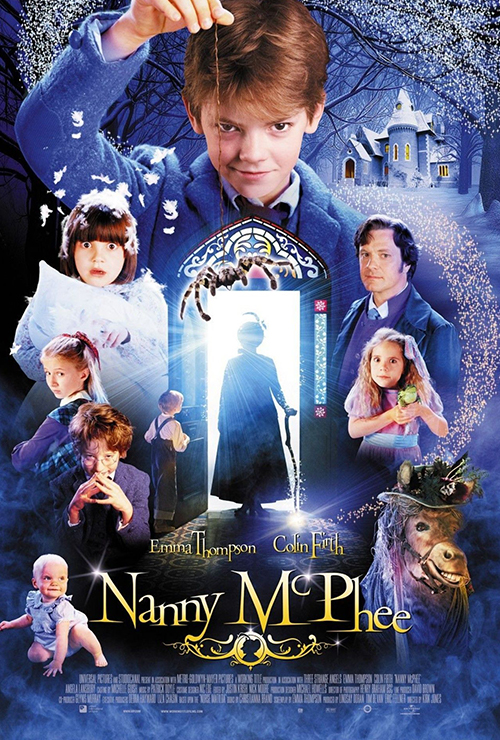 "Movie poster image for ""NANNY MCPHEE"""