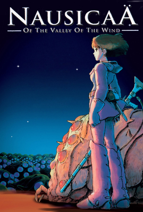 "Movie poster image for ""NAUSICAA OF THE VALLEY OF THE WIND - Studio Ghibli Festival"""