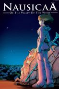 NAUSICAA OF THE VALLEY OF THE WIND - Studio Ghibli Festival Movie Poster