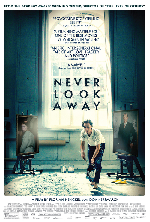 "Movie poster image for ""NEVER LOOK AWAY"""