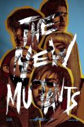 Movie poster image for THE NEW MUTANTS