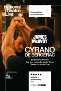 "Movie poster image for ""NT LIVE: CYRANO DE BERGERAC"""