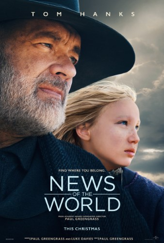 Movie poster image for NEWS OF THE WORLD
