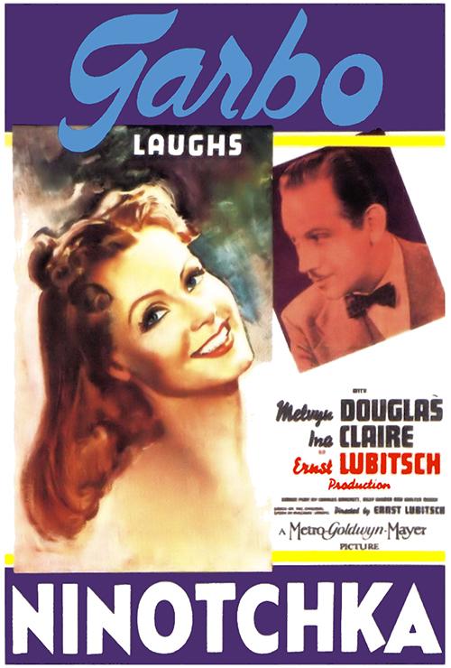"Movie poster image for ""NINOTCHKA"""