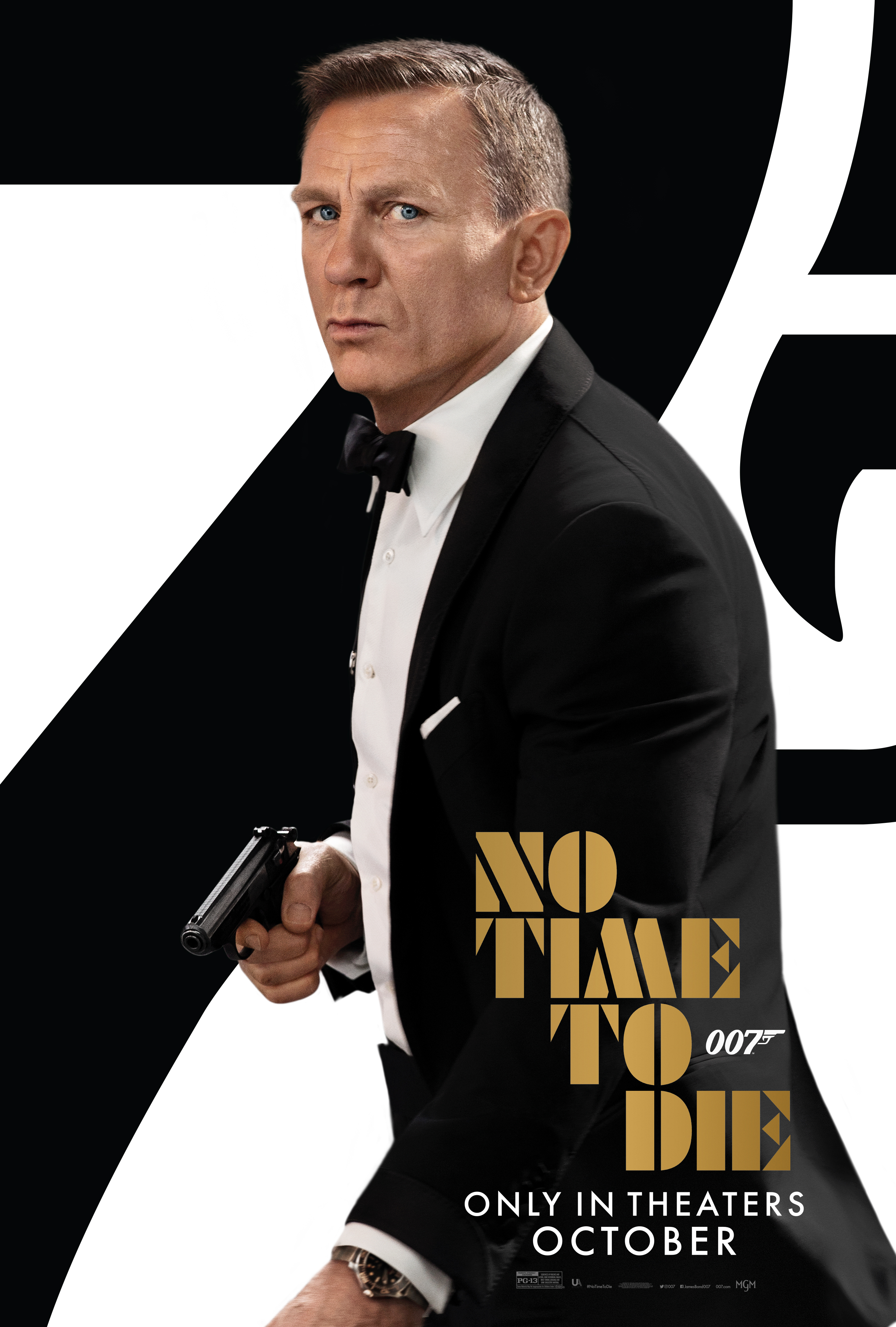 Movie poster image for NO TIME TO DIE