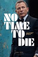 Poster of NO TIME TO DIE