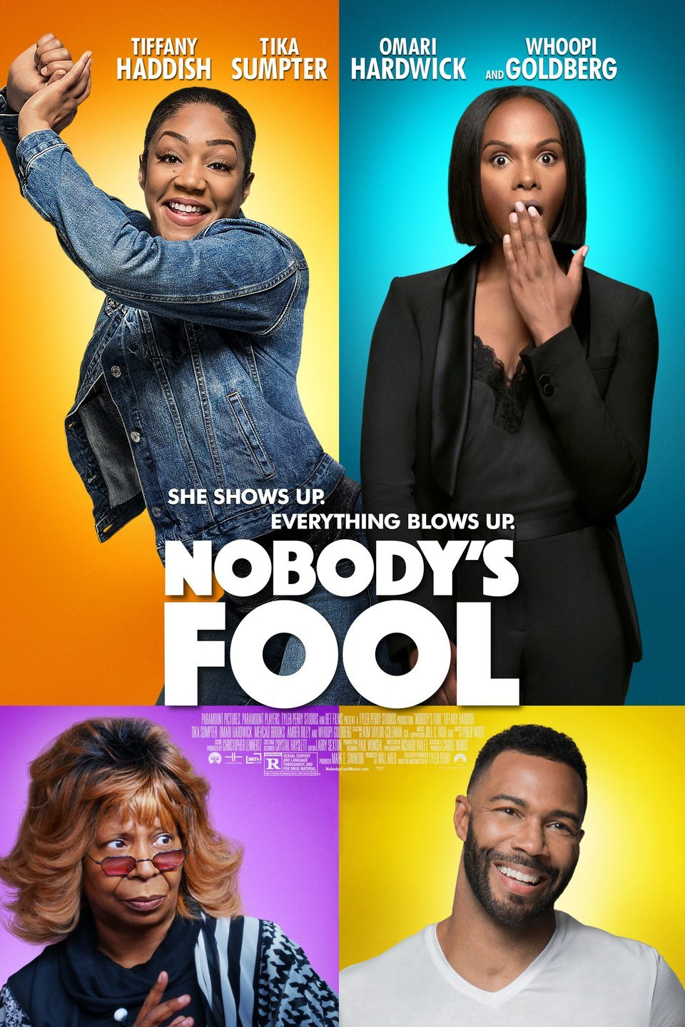 "Movie poster image for ""NOBODY'S FOOL"""