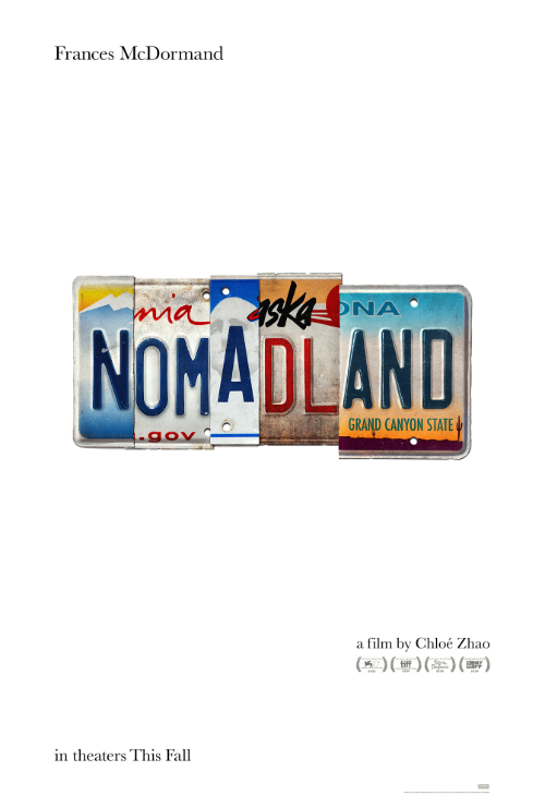 Movie poster image for NOMADLAND