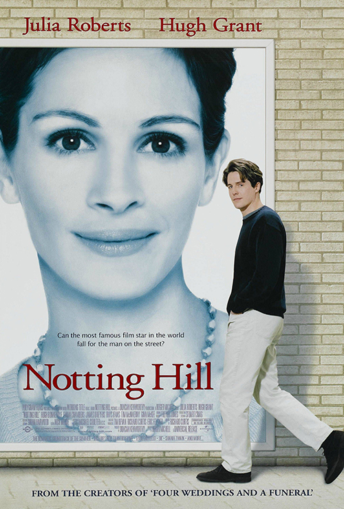 "Movie poster image for ""NOTTING HILL"""