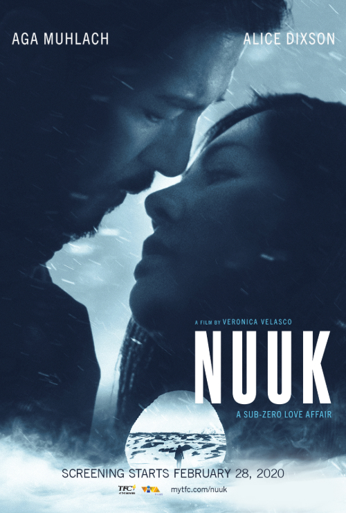 Movie poster image for 'NUUK'