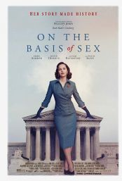 "Movie poster image for ""ON THE BASIS OF SEX"""