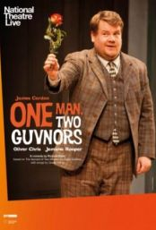 "Movie poster image for ""National Theatre Live: ONE MAN, TWO GUVNORS"""