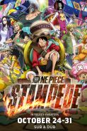 ONE PIECE: STAMPEDE Movie Poster