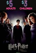 Movie poster image for HARRY POTTER AND THE ORDER OF THE PHOENIX