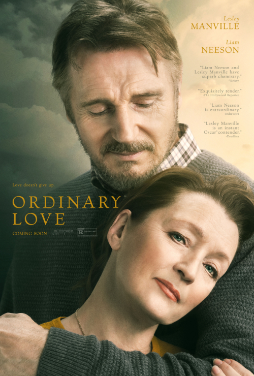 Movie poster image for 'ORDINARY LOVE'
