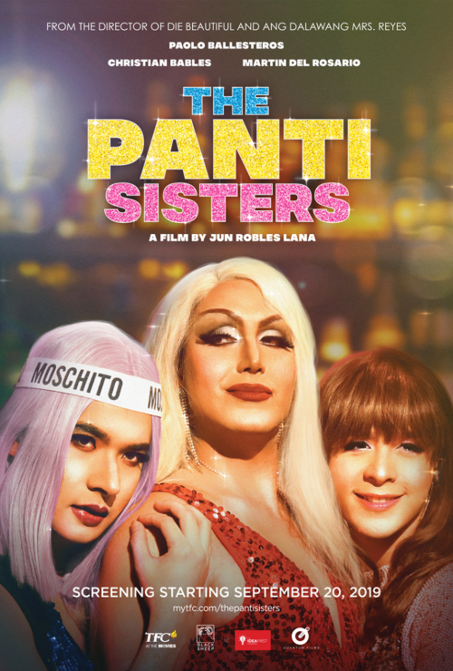 "Movie poster image for ""THE PANTI SISTERS"""