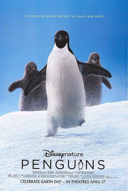 "Movie poster image for ""PENGUINS"""