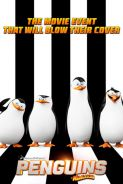 Poster of PENGUINS OF MADAGASCAR