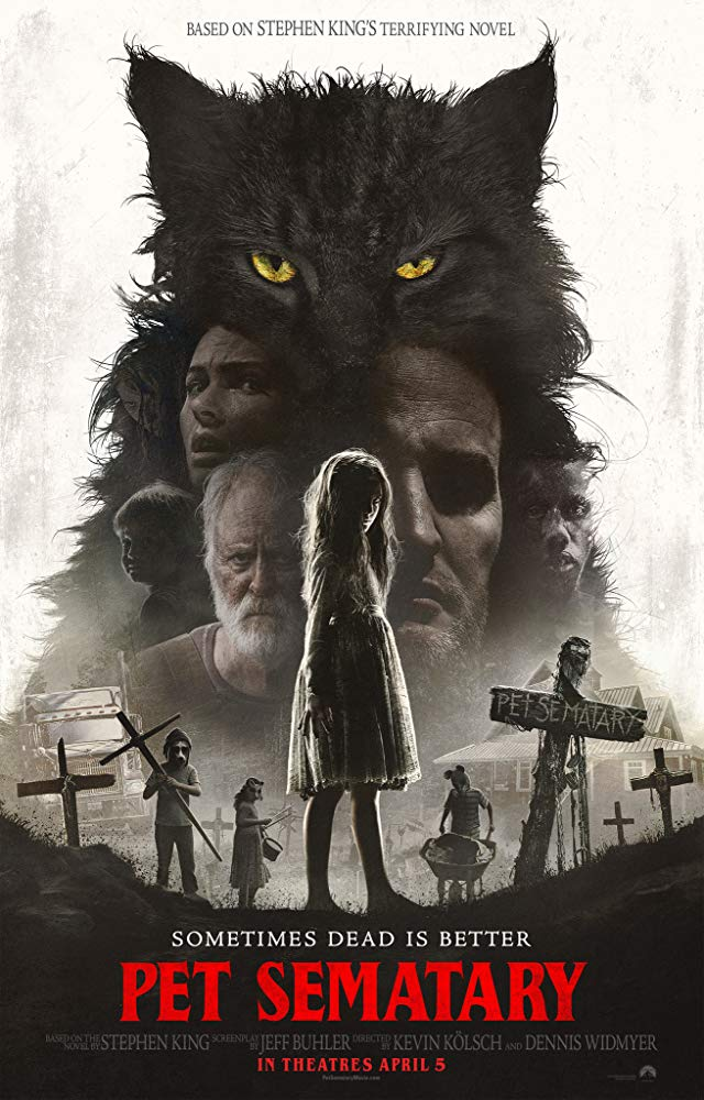 "Movie poster image for ""PET SEMATARY"""
