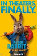 Movie poster image for PETER RABBIT 2: THE RUNAWAY