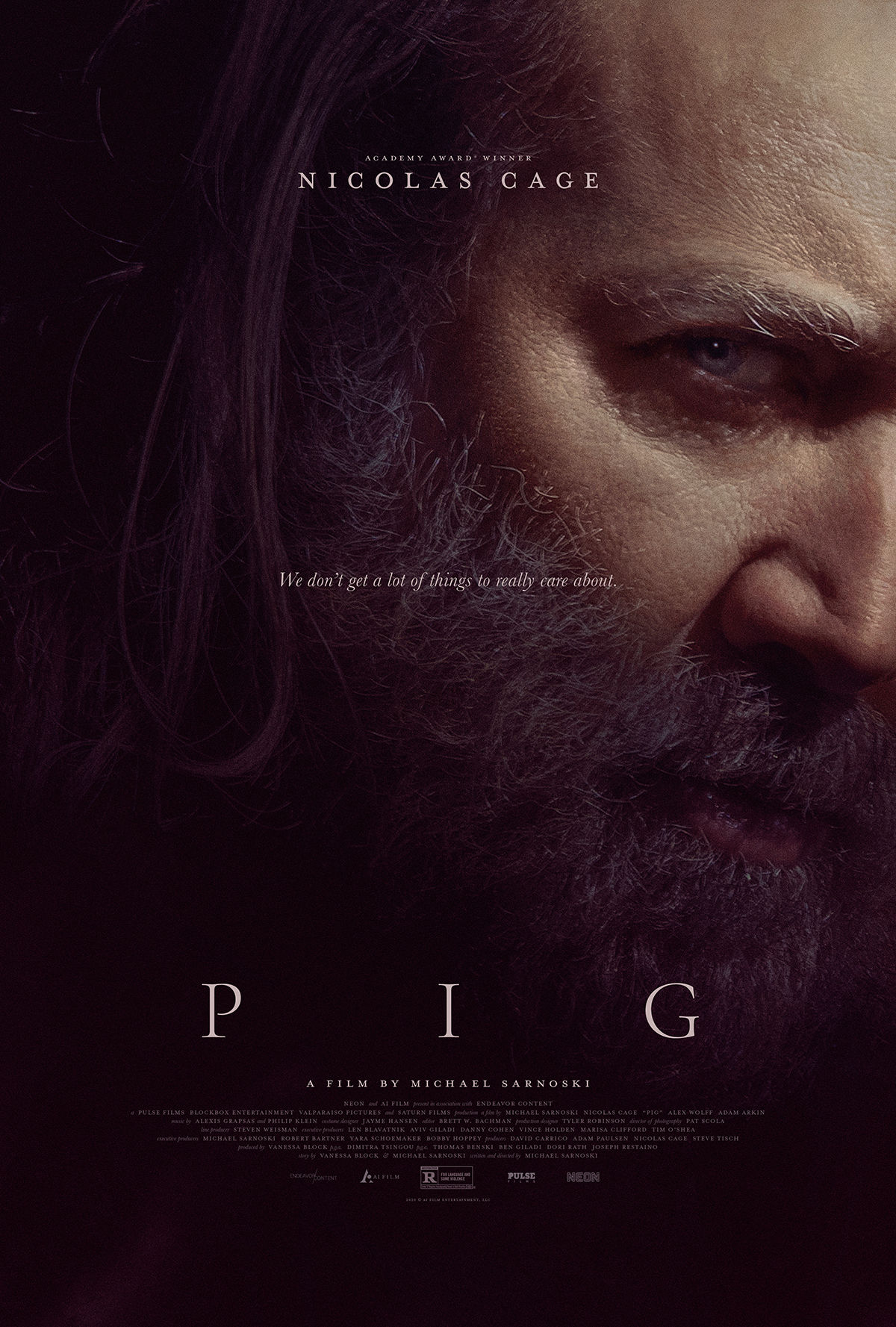 Movie poster image for PIG