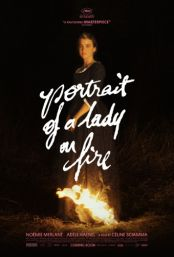 "Movie poster image for ""PORTRAIT OF A LADY ON FIRE"""