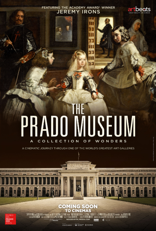 "Movie poster image for ""GREAT ART ON SCREEN: THE PRADO MUSEUM: A COLLECTION OF WONDERS"""