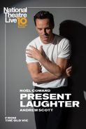 Poster of National Theatre Live: PRESENT LAUGHTER