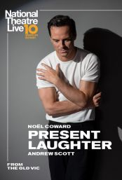 "Movie poster image for ""National Theatre Live: PRESENT LAUGHTER"""