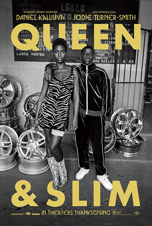 "Movie poster image for ""QUEEN & SLIM"""