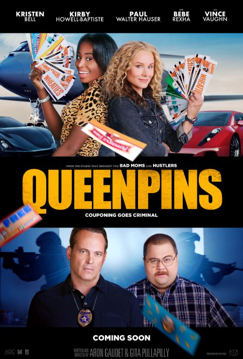Movie poster image for QUEENPINS