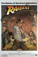 Poster of STEVEN SPIELBERG'S RAIDERS OF THE LOST ARK