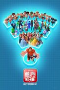 Poster of RALPH BREAKS THE INTERNET: WRECK IT RALPH 2