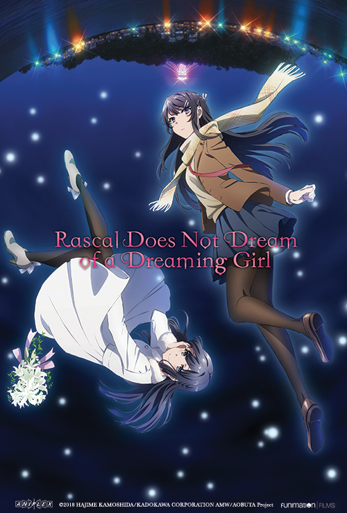 "Movie poster image for ""RASCAL DOES NOT DREAM OF A DREAMING GIRL"""