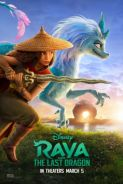 Movie poster image for RAYA AND THE LAST DRAGON