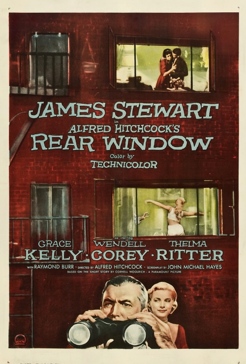 Movie poster image for REAR WINDOW