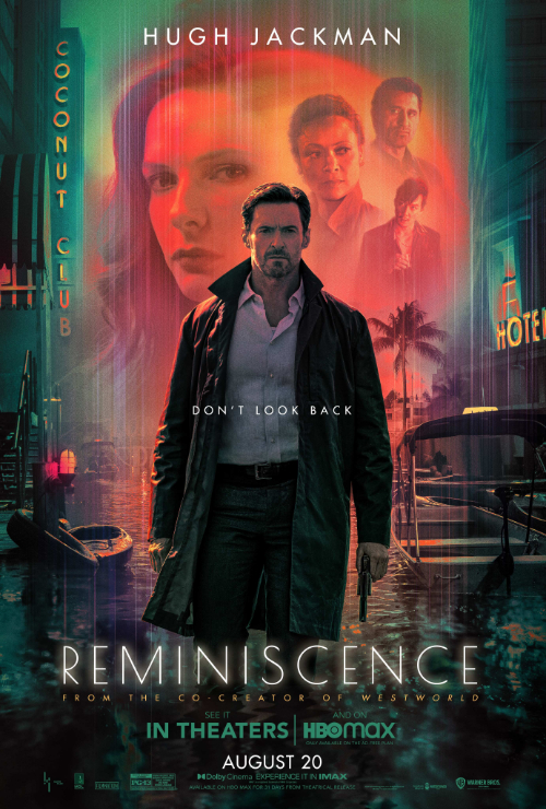 Movie poster image for REMINISCENCE
